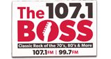 107.1 The Boss - WWZY